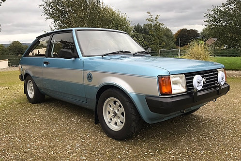 TALBOT SUNBEAM LOTUS - FULL HISTORY