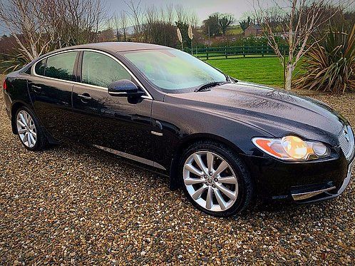 JAGUAR XF 3.0D V6 LUXURY