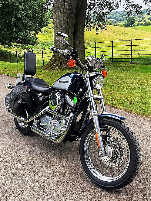 HARLEY DAVIDSON XLH 1200 SPORTSTER - BIKE IS NOW SOLD