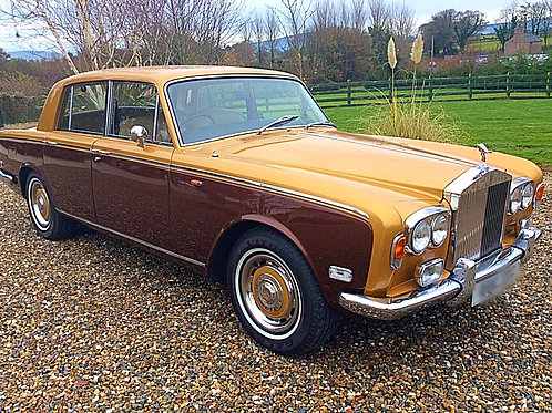 "ROLLS ROYCE SILVER SHADOW 1 "" SOLD """
