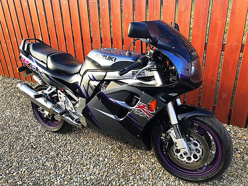 SUZUKI GSXR 1100 WR - EXCELLENT - BIKE IS NOW SOLD