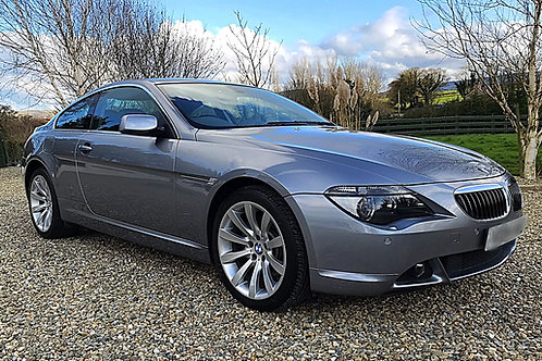 BMW645Ci V8 SPORTS COUPE - FINEST AVAILABLE
