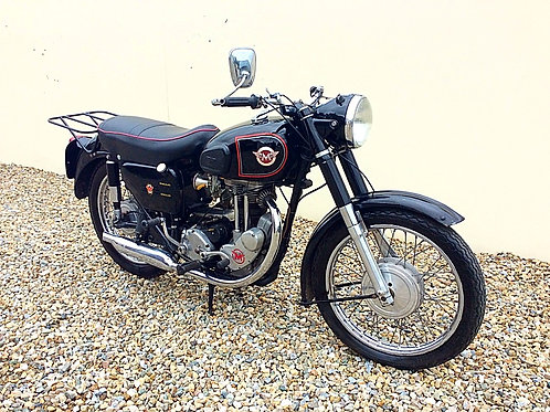 MATCHLESS G3 LS 350 - BIKE IS NOW SOLD