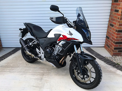 HONDA CB 500X ABS - 7,400 DRY MILES - BIKE IS NOW SOLD
