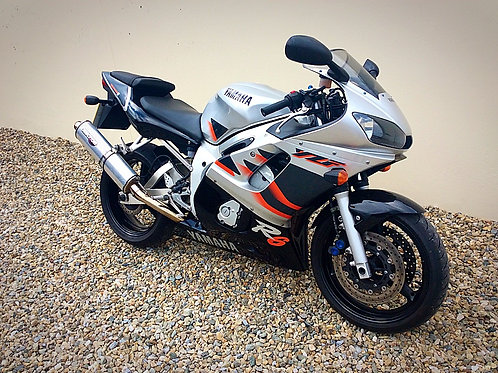 YAMAHA YZF R6 - LOW MILES + RARE COLOURS
