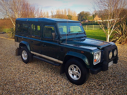 LAND ROVER DEFENDER 110 COUNTY TD5 CSW