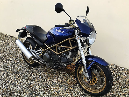 DUCATI MONSTER M900 IE - BIKE IS NOW SOLD