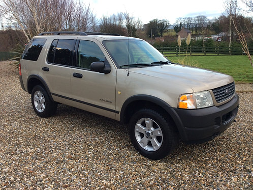 FORD EXPLORER 4.0 V6 LHD 7 SEATER
