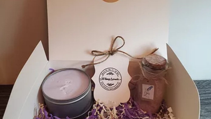 Spa gift package