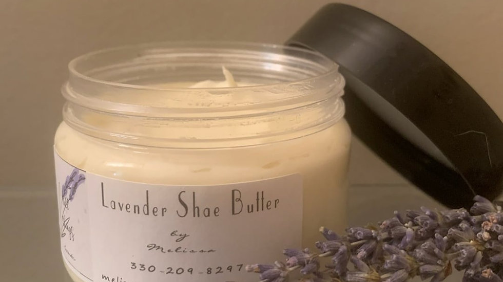 Lavender Shae Butter lotion
