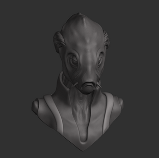 WIP Character