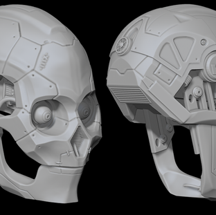 Concept to CG model