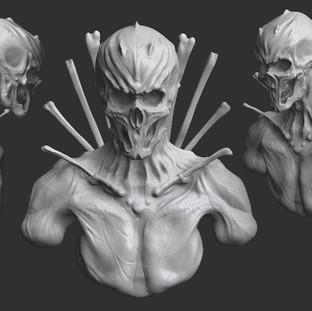Zbrush Character Sculpt