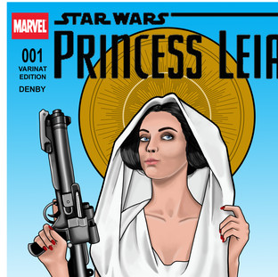 Veriant Comic Cover