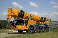Guindaste Liebherr LTM-1120 para 120 ton.  LTM-1160 - 160 / LTM-220 / LTM-3
