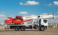 Guindaste Madal MD-30 / MD-300 L / 30 ton.