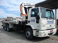 Caminhão munck Madal MD43.000 / MD45.007