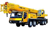 Guindaste Chines XCMG 70 ton