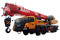 Guindaste Chines Sany STC 800 - 80 ton.