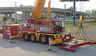 Guindaste Liebherr LTM-1090-2 para 100 ton