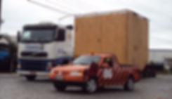 Transporte super-pesado com escolta, carga com excesso de largura e altura. Pioneira em transportes super-pesados com a utilização de conjuntos hidráulicos, a SUPERPESA detém hoje o maior e mais completo parque de conjuntos transportadores rodoviários do país, aliado a equipamentos de elevação e movimentação de carga (empilhadeiras, guindastes telescópicos, treliçados sobre pneus ou esteiras, pórticos), capazes de realizar qualquer tipo de transporte multimodal.  empresa brasileira com embarcação própria do tipo roll-on roll-off / heavy lift para transporte de cargas pesadas ou de grandes dimensões. Possuindo e operando balsas oceânicas, balsas guindastes offshore e portuárias, embarcações de suprimentos para plataforma tipo PSV e serviços de apoio tipo LH, e rebocadores multi-propósito, a SUPERPESA também desenvolve operações offshore de transporte, instalação, Superpesa, VVC, Tranziran, Transuiça, JB, Locar, Transpesa Della Volpe, Transdata, Megatranz, AEB, Saraiva, Cruz de Malta,