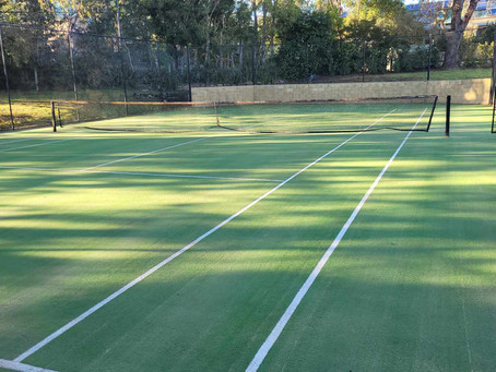 Recent completed job in Kenthurst NSW - before & afters 🎾