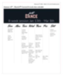 Just Dance Newsletter - Feb 3rd, 2020_Pa