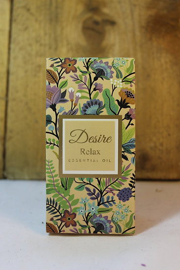 Essential Oil - Relax, Sweet Anise and Lavender
