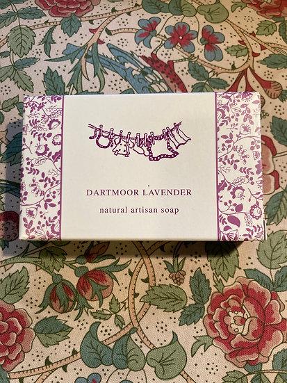 Dartmoor Lavender Soap