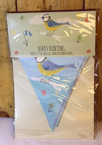 5m Paper Bird Bunting