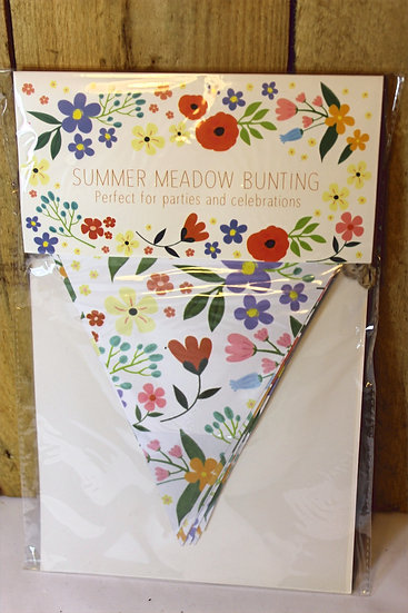 5m Paper Summer Meadow Bunting