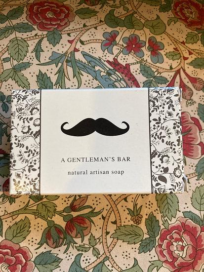 A Gentleman's Soap Bar