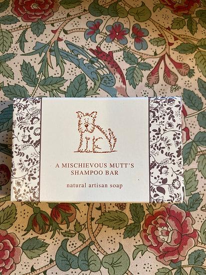 Mischievous Mutt Shampoo Bar