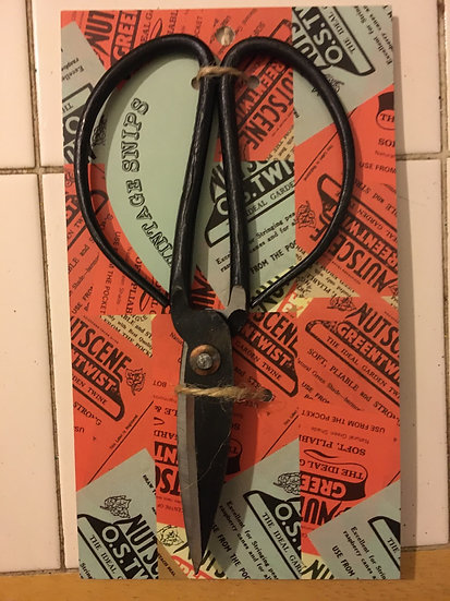 Large vintage style scissors