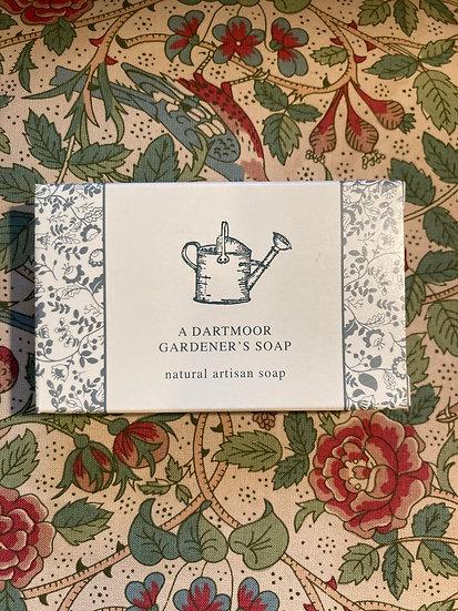 Dartmoor Gardeners Soap