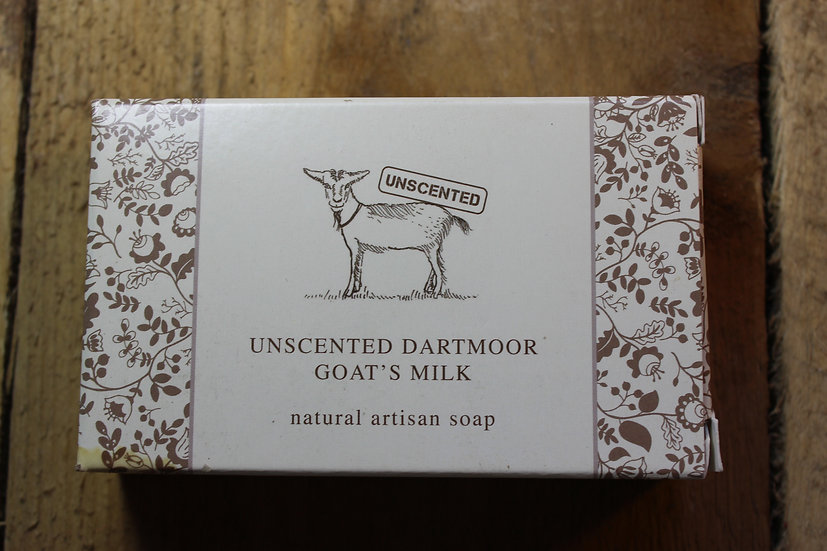 Local Devon Soap.