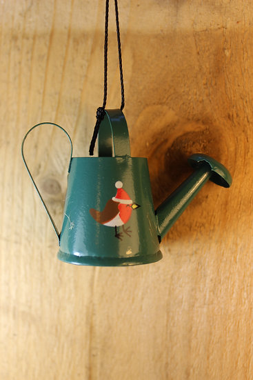Small Watering Can Decoration