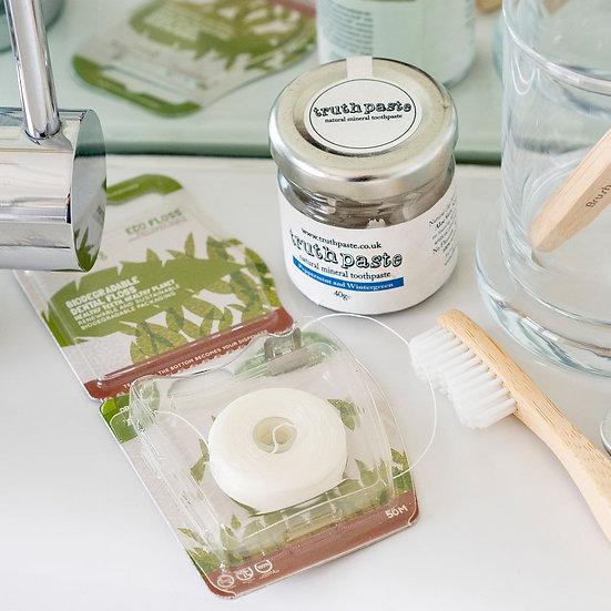 Eco Floss- Plant Based Vegan Dental Floss