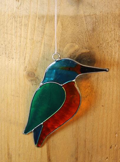 Kingfisher Sun Catcher