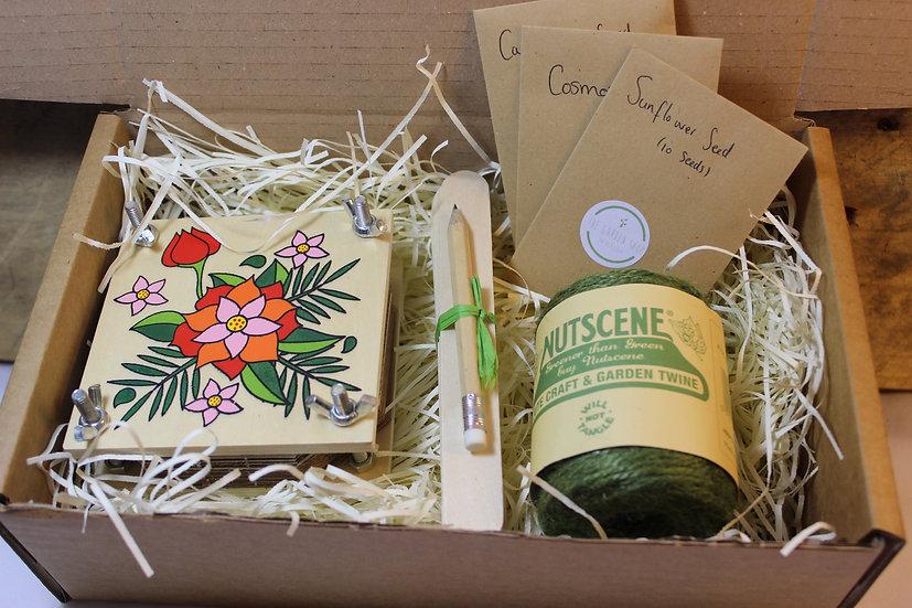 Flower Press Gift Box