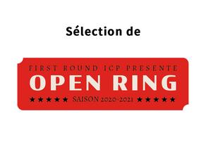 Sélection de <l'Openring 2021: Isolés en Scène - Saison 1>