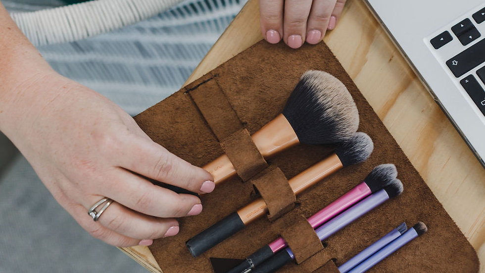 Cleaning Your Brushes