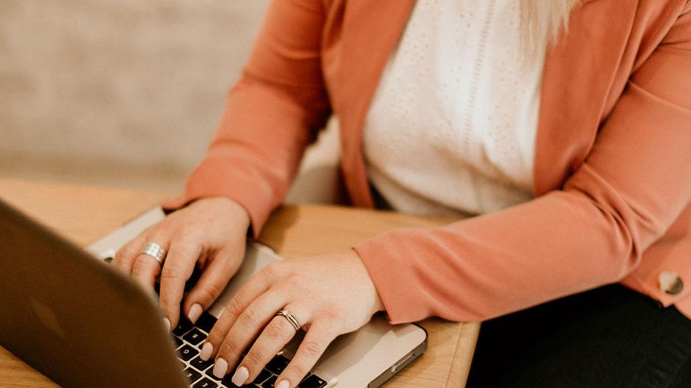 Online Mentorship Session
