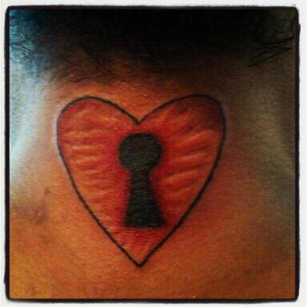 #heart with key tattoo...jpg