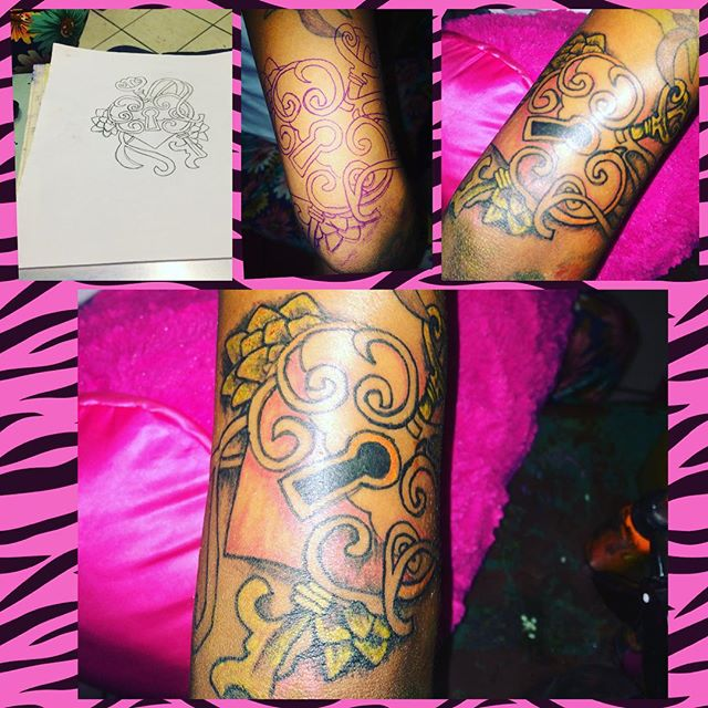 Get _ me for EXQUISITE INK!!!!!