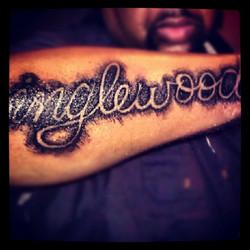 #inglewood #tats #BijonsWorld