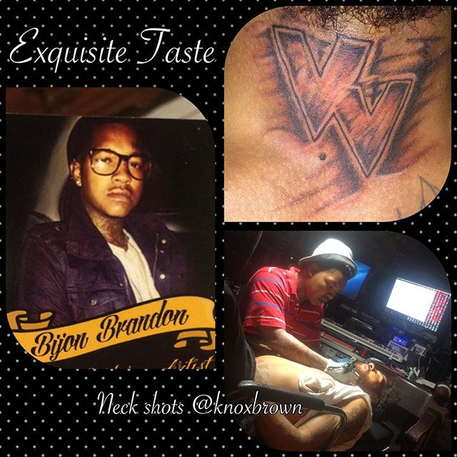 Ink Goin Down _iamknoxbrown