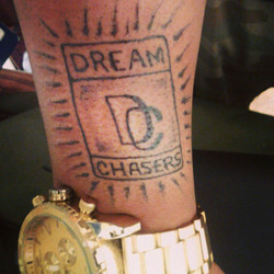 #dream Chasers #lets get it #Exquisite Taste #ink Goin Down