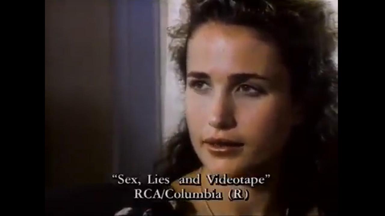 Sex, Lies, and Videotape - 1989