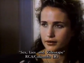 Sex, Lies, and Videotape - 1989